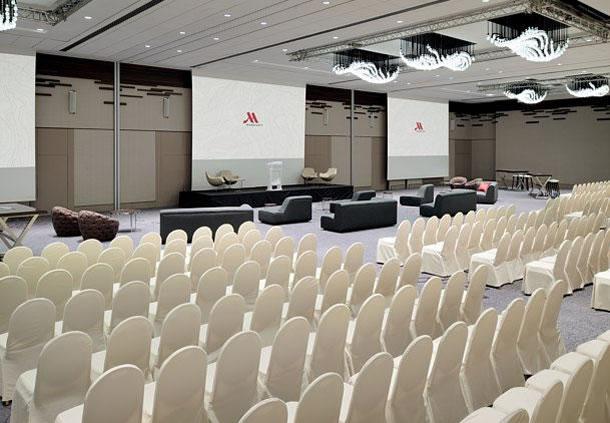 Paris Marriott Rive Gauche Hotel Conference Venue And